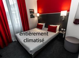 Hotel Continental, hôtel à Angers