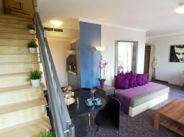 24Hours-Apartment, apartament cu servicii hoteliere din Viena