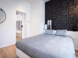 Brussels Gypset Rooms, B&B in Brussels