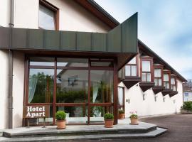 Hotel Apart, Hotel in der Nähe von: EWS-Arena, Reichenbach an der Fils