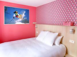 Cosmiques Hotel - Centre Chamonix, hotel in Chamonix