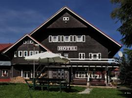 U Červené lišky, hotel v destinaci Podlesí