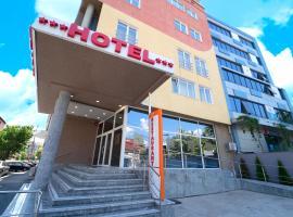 Hotel Strelitia, hotel din apropiere   de Piaţa Traian, Timișoara