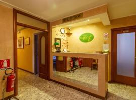 Hotel America, hotel in Milaan