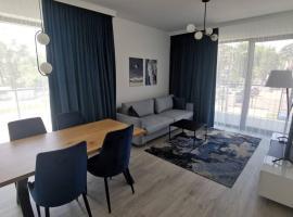 Rezydencja Niechorze SeaArt Apartment, apartment in Niechorze
