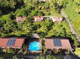BORA BORA HOLIDAY'S LODGE, hotel in Bora Bora