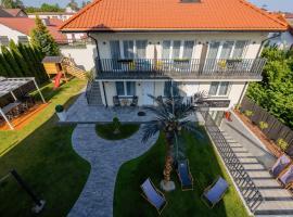 Amber Tiger Villa, family hotel in Pobierowo