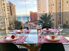 MIRADOR Sea View apartment, hotel que admite mascotas en Calpe