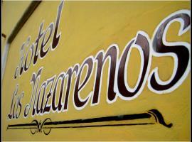 Hotel los Nazarenos, hotel in Antigua Guatemala
