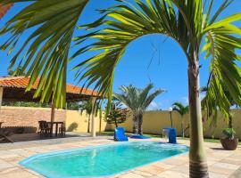 Pousada Sonho de Mar, guest house in Luis Correia