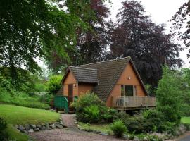 Ericht Holiday Lodges, lodge in Blairgowrie