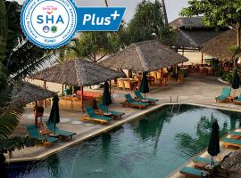 Friendship Beach Resort & Atmanjai Wellness Centre - SHA Plus, hotel in Rawai Beach