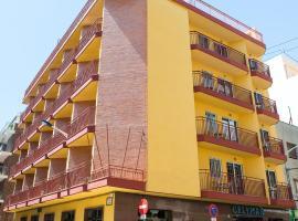 Hotel Celymar, hótel í Benidorm