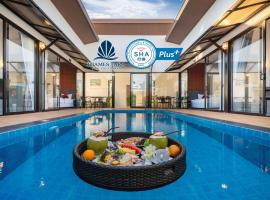 Thames Tara Pool Villa Rawai Phuket - SHA Plus, hotel near Home Pro Village - Phuket, Rawai Beach