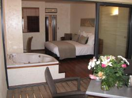 Ile du Gua Suites, hotel with jacuzzis in Narbonne