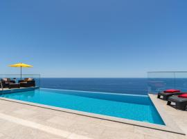 Sonho do Oceano, villa in Ribeira Brava