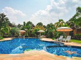 Baan Sunset Resort, hotel in Ban Pong