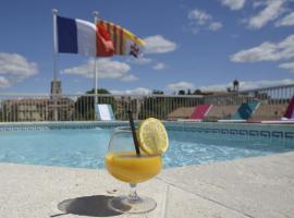 Best Western Atrium, hotel in Arles