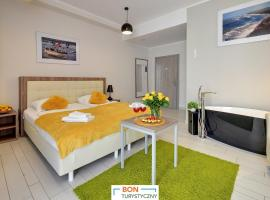 Pokoje Klifowe - Sun Seasons 24, apartment in Niechorze