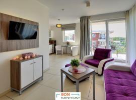 Apartamenty Klifowe II - Sun Seasons 24, apartment in Niechorze