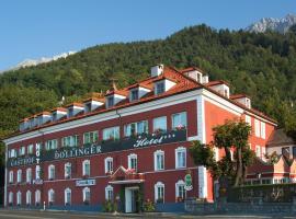 Dollinger โรงแรมในอินส์บรุค