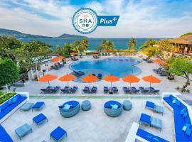Diamond Cliff Resort & Spa - SHA Plus, ξενοδοχείο στην Παραλία της Πατόνγκ