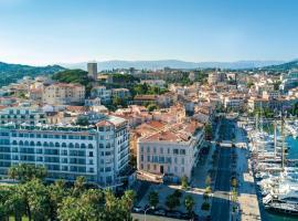 Radisson Blu 1835 Hotel, Cannes, hotel in Cannes