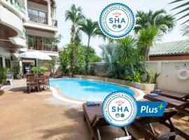 Palmview Resort, hotel in Patong Beach