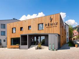 Wellness Hotel Fénix – hotel w mieście Liberec