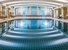 Apartment Residences at Park Hyatt Hamburg, Ferienwohnung mit Hotelservice in Hamburg