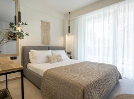 """Aelia Seaside Luxury Suites, hotel near Kavala International Airport """"""""Megas Alexandros"""" - KVA, Néa Karváli"""