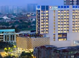 Hilton Garden Inn Jakarta Taman Palem, hotel near Jakarta Soekarno Hatta Airport - CGK, Jakarta