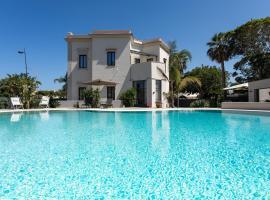 Villa Masetta - Luxury Suites, hotel in Mondello
