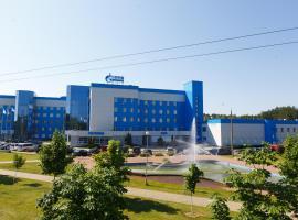 Гостиница Газпром трансгаз Беларусь, hotel in Minsk