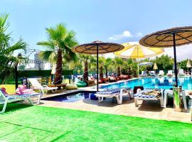 vm resort, hotel in Mersin