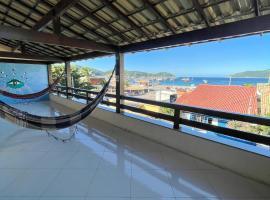 Enseada Hostel, hotel near Oceanographic Museum, Arraial do Cabo