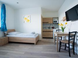 Nové Apartmány Pokoj Zvolen - Ubytovanie v centre Zvolena, hotel vo Zvolene