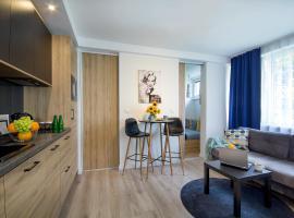 W&K Apartments - Compact I, apartment in Koszalin