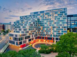 Hampton Inn by Hilton Boston Seaport, hotel in Boston