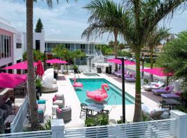 The Saint Hotel, hotel in St. Pete Beach