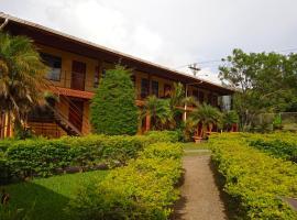 Hotel Rana Verde, hôtel à Monteverde Costa Rica