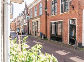 Comfy Apartment in Leeuwarden near Centre, apartment in Leeuwarden