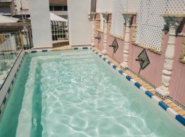 Abreu Suite, apartment in Seville