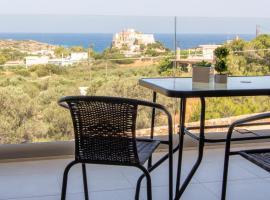 Cretan fleur apartments, appartamento a Elafonisi