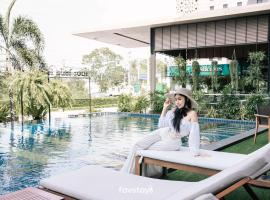 The Siamese Hotel & Suite, hotel u gradu 'Sjeverna Pattaya'