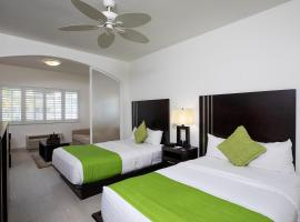 Ports of Call Resort, hotel in Grace Bay