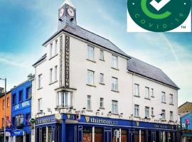 Thirteen On The Green - Eyre Square, bed & breakfast a Galway