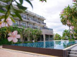 บ้านพิงภูแพรว รีสอร์ท ชะอำ BaanPhingPhuPraew Resort Cha-am, hotell sihtkohas Cha-am