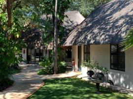 Pamarah Lodge, hotel in Victoria Falls