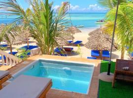 Lazy Beach Hotel, hotel in Kendwa